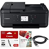 Best Canon Home All In One Printers - Canon PIXMA TR7520 Wireless Home Office All-in-One Printer Review