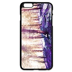 Forest-Cases For IPhone 6 Plus By Particular Style/Printed Case