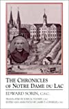 Chronicles of Notre Dame Du Lac, Sorin, Edward, 0268022704