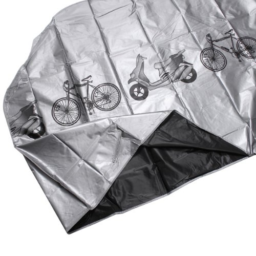 Kingzer Cycling Rain and Dust Protector Waterproof Cover For Outdoor Bicycle USA Stock by KINGZER