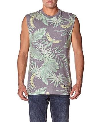 Insight Camisetas deportivas Dont Slip Muscle DonT Slip Green S