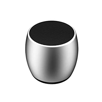 GJFeng Altavoz Bluetooth F1 Metal Inalámbrico Bluetooth ...