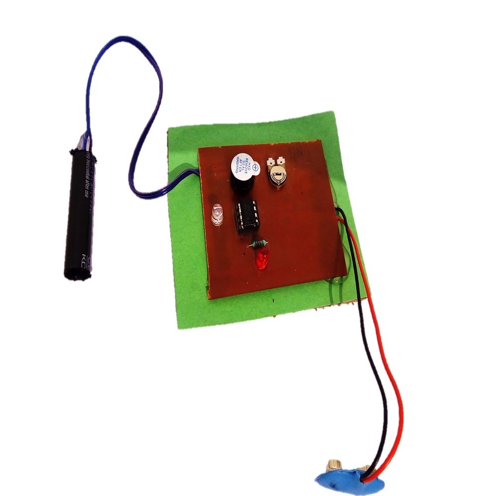 Buy Sr Robotics Laser Alarm Circuit Ldr Based Security System 23 X Circuits Projects Multicolour Online At Low Prices In India