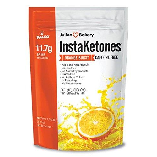 InstaKetones Caffeine Servings Exogenous Ketones