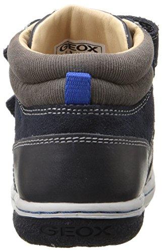 Geox B Flick Boy C, Botines de Senderismo para Bebés Azul (Navy C4002)