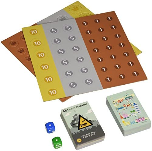 Machi Koro: The Card Game: Idw Games: Amazon.es: Juguetes y juegos