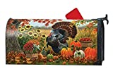 Studio M Thanksgiving Outdoor Mailbox Cover MailWrap - Turkey Pride