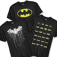 Combo Masculino Batman Logo