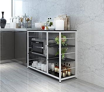 Amazon.de: YANGFF-Küche Lager Finish Rack und Lagergestell Durable ...