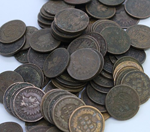 1859-1909 Indian Head Cent Culls
