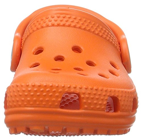 crocs Unisex-Kinder Classic Clog Kids Orange (Tangerine)