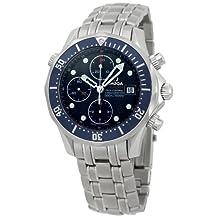 Omega Men's 2225.80 Seamaster Chronograph Dial Watch