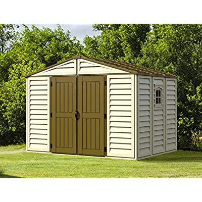 Best Plastic Sheds 10×8 For The Garden