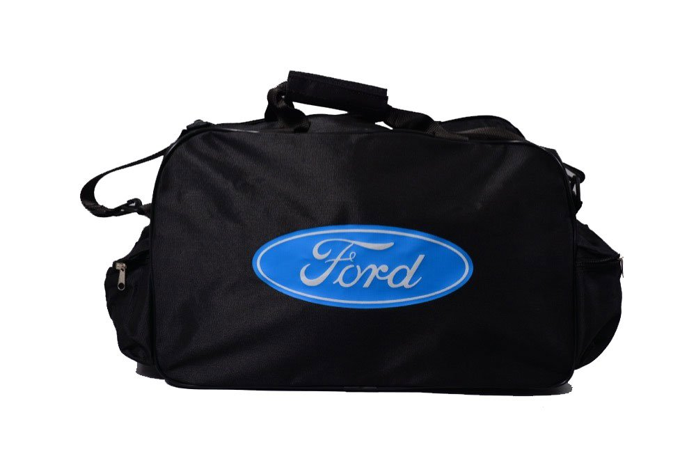 フォードロゴバッグユニセックスレジャー通学レジャーショルダーバックパック   B01N5CTVTI