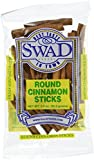 Great Bazaar Swad Round Cinnamon Stick, 3.5 Ounce