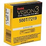 Kodak VISION3 500T/7219 Color Negative Film, SP464 Super 8 Cartridge, 50' Roll