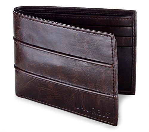 Laurels Berlin Brown Men's Wallet (BER-02)
