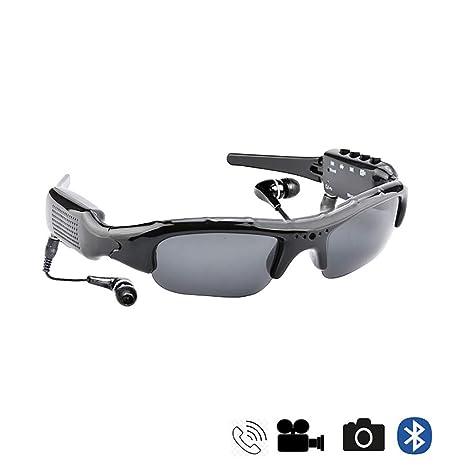 Gafas de sol estéreo de anteojos de la cámara de 5 millones ...