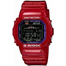 CASIO watch G-SHOCK G-LIDE world six stations wave solar watch GWX-5600C-4JF Men with tide graph and moon data
