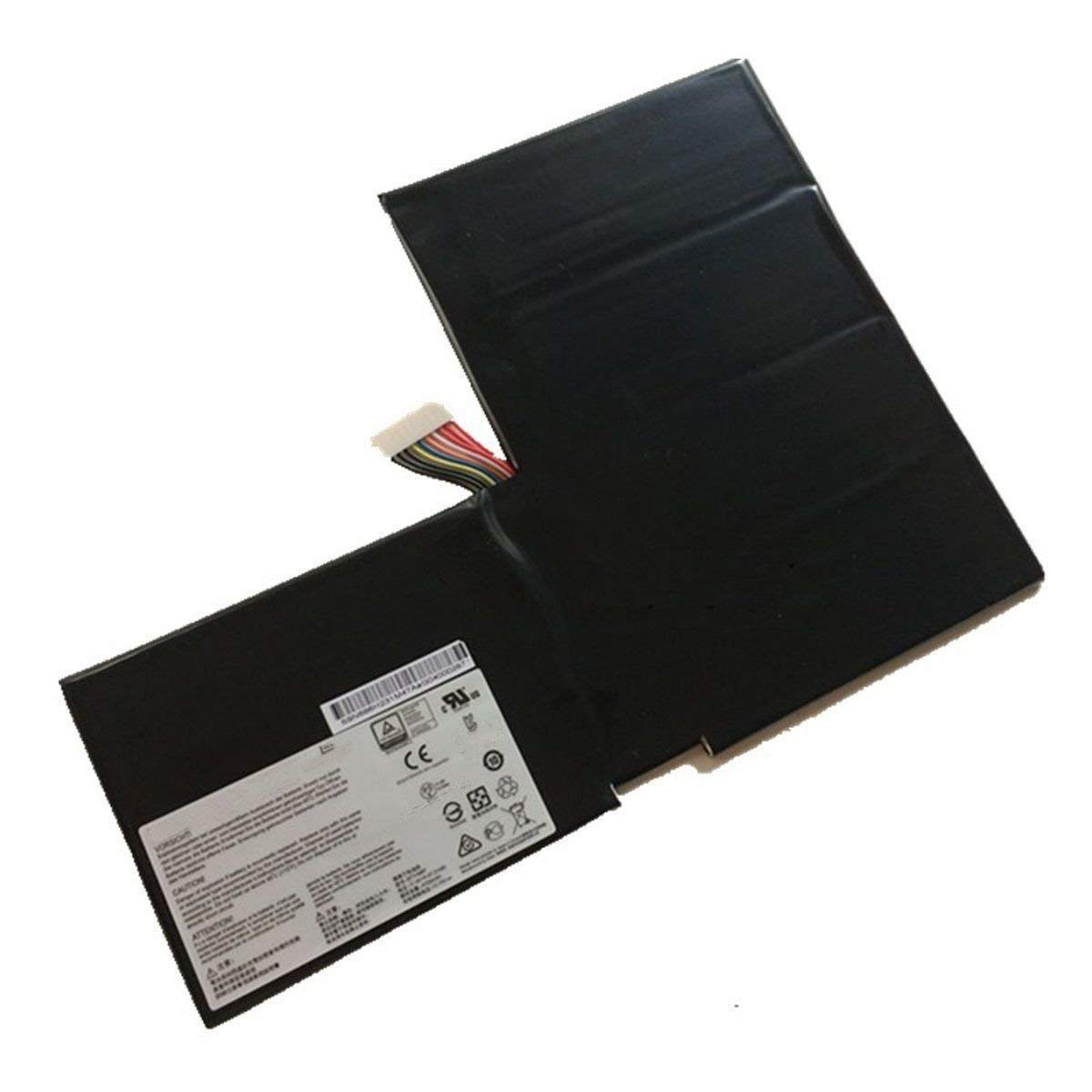 11.4V 52.89Wh 4640mAh Hubei BTY-M6F MS-16H2 3ICP5//40//99-2 Replacement Laptop Battery For MSI GS60 2PL 2PC 2PE 2QC 2QD 6QE 6QC PX60 16H2 2QE 2pc-003 6QC-257XCN 2QE-215CN2QE-215CN 6QC-070XCN