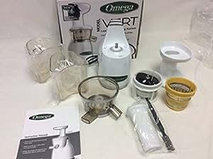 Omega Slow Vertical Masticating Juicer - Silver (VRT330S) by Omega Juicers