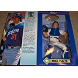 """Mike Piazza 12"""" Starting Lineup Figure 1997"""