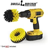 Shower, Tub, and Tile Power Scrubber Brush by Drillbrush
