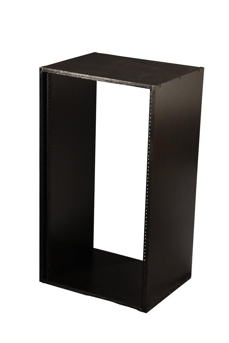 Gator Cases Wood Studio Rack Case with 15'' Rackable Depth; 12U (GR-STUDIO-12U)
