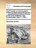 The Prussiad, Alexander Gordon, 1140883623