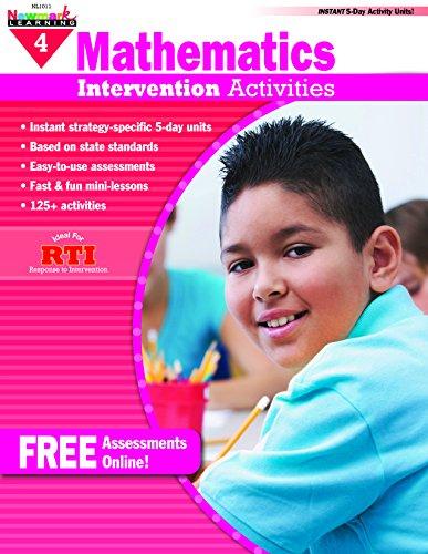 - Newmark Learning Grade 4 Everyday Mathematics Intervention Activity Aid