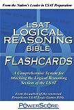 The PowerScore LSAT Logical Reasoning Bible Flashcards (Powerscore Test Preparation) by David M. Killoran (2009-01-01)