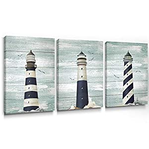 51JXjMNzHYL._SS300_ Beach Wall Decor & Coastal Wall Decor