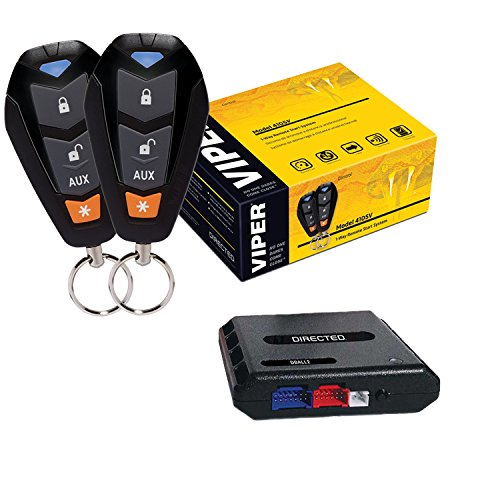 Viper 4105VB 1-Way Remote Start System Including Bypass Module