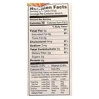Jayone Crunchy Rice Snacks, Honey Ginger, 2.8 Ounce
