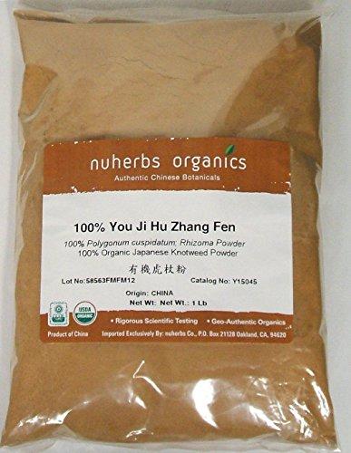 Organic Japanese Knotweed Root Powder / You Ji Hu Zhang /...