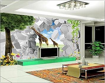 Malilove Fond Décran 3d 3d Peinture Murale Sur Mesure Prix
