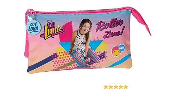 Portatodo Tres Compartimentos Yo Soy Luna Roller zone: Amazon.es: Bebé