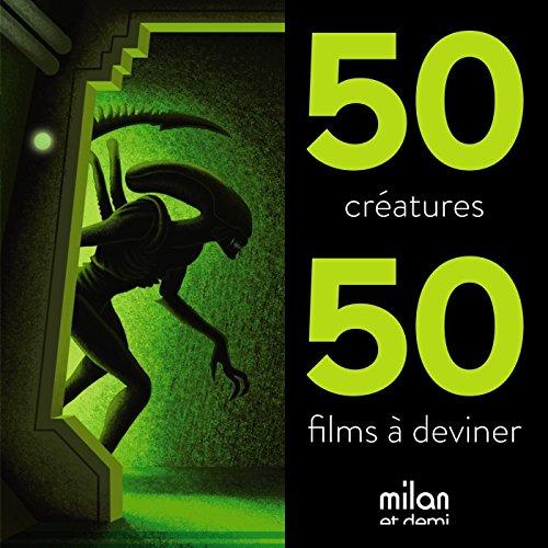 50 créatures 50 films à deviner