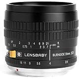 Lensbaby Burnside 35 35mm f/2.8 Lens for Fuji X