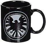 shield marvel mug - Classic Imports Shield: Hydra Heat Change Mug