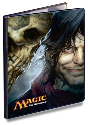 Utra Pro The Magic the Gathering (MTG) - (10th Edition Gaming Supplies) Diabolic Tutor - Combo Portfolio Album (9 Pocket Trading Card Binder)