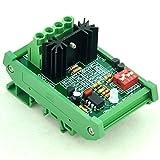 Electronics-Salon DIN Rail Mount Low Voltage Disconnect Module LVD, 48V 30A, Protect Battery.