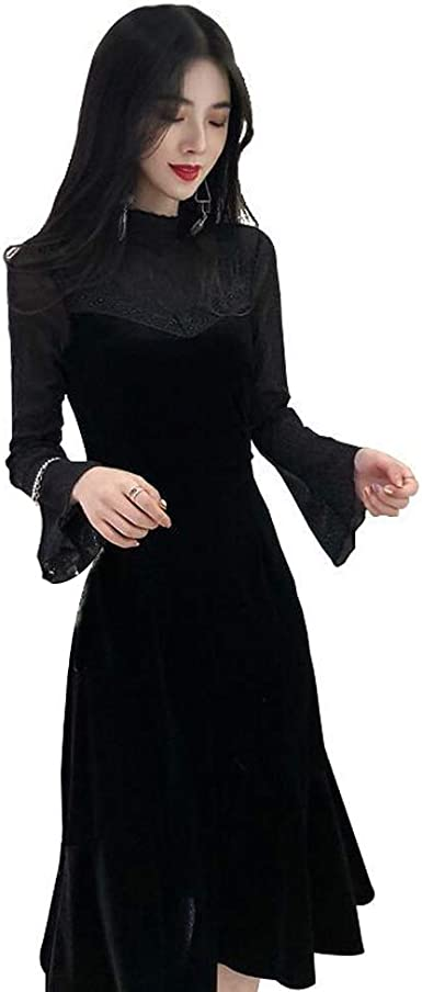 Vestido Vintage para Mujer, Vestido de año 50 Pin up de ...