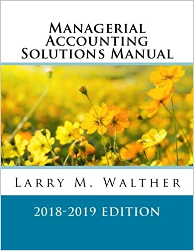 Epub download managerial accounting solutions manual 2018 2019 book details fandeluxe Choice Image