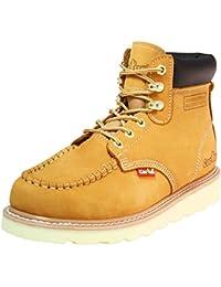 """Cactus Lite Men's 6"""" 3611M Moc-Toe Work Boots"""