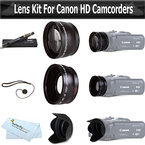 Wide Angle AND Telephoto Lens Ki...