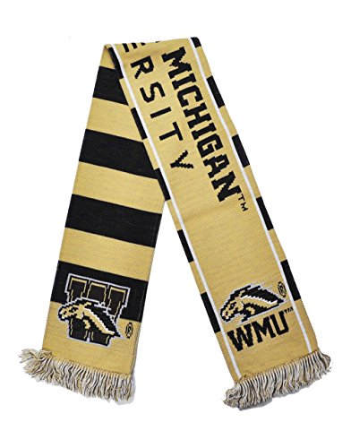 Official Western Michigan University Broncos Knitted (Western Michigan University Football)