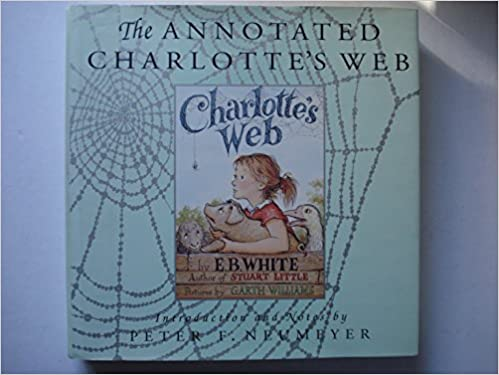Book The Annotated Charlotte's Web