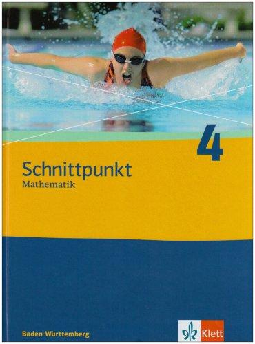 Schnittpunkt Mathematik - Ausgabe für Baden-Württemberg / Schülerbuch 8. Schuljahr