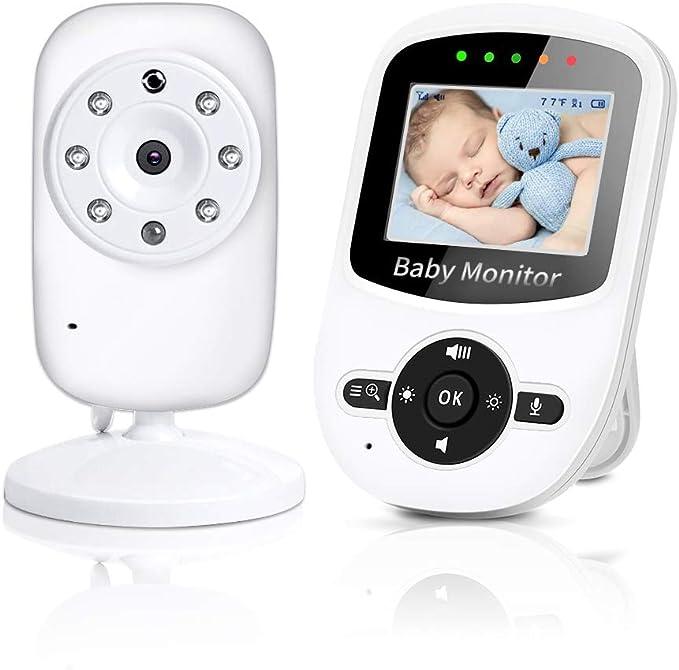 31 opinioni per Baby Monitor Wireless Baby phone Digital Audio con Fotocamera Digitale Visione